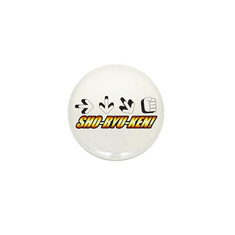 Sho-Ryu-Ken Mini Button