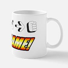 Yoga Flame Mug