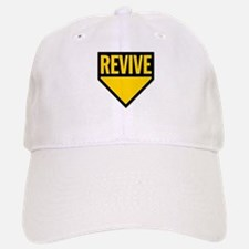 Yellow Revive (Baseball Baseball Cap)