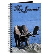 Bull in velvet Journal