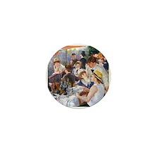 Luncheon Mini Button