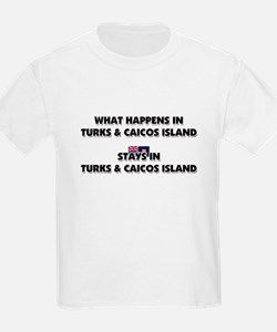 What Happens In TURKS & CAICOS ISLAND Stays There