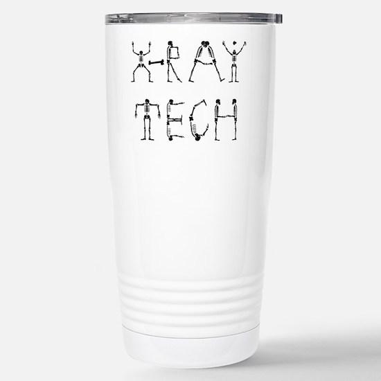 X-Ray Tech Stainless Steel Travel Mug