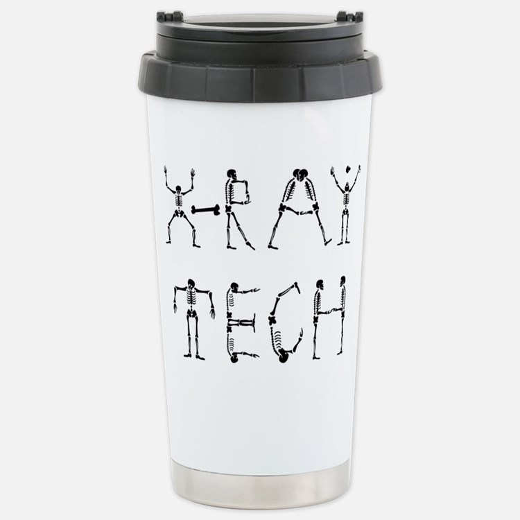 X-Ray Tech Stainless Steel Travel Mug