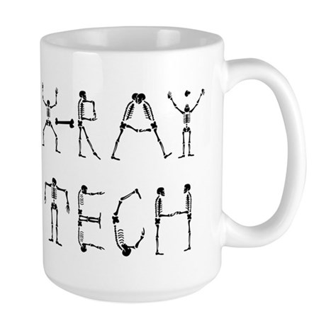 X-Ray Tech Large Mug