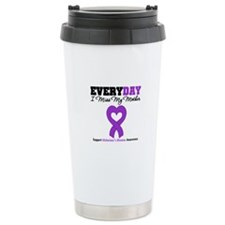 Alzheimer's MissMyMother Travel Mug