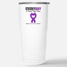 Alzheimer's MissMyMom Travel Mug