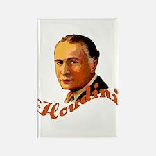 Harry Houdini Portrait Rectangle Magnet