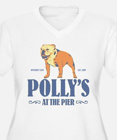 Polly's at the Pier T-Shirt