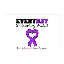 Alzheimer's MissMyHusband Postcards (Package of 8)