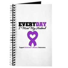 Alzheimer's MissMyHusband Journal