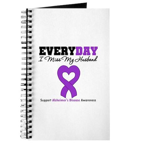 Alzheimer's MissMyHusband Journal