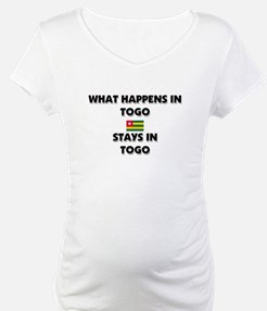 What Happens In TOGO Stays There Shirt