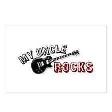 My Uncle Rocks Postcards (Package of 8)