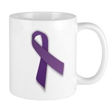 370px-Purple_ribbon Mugs