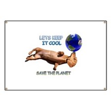 Cool Planet Banner