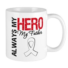 LungCancerHeroFather Mug