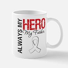 LungCancerHeroFather Mug