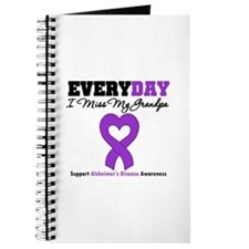 Alzheimer's MissMyGrandpa Journal
