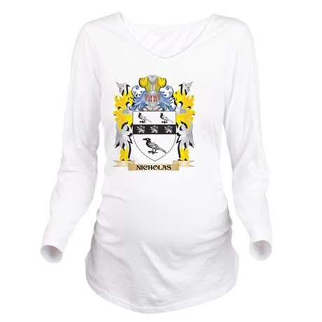 Nicholas Coat of Arms - Family Crest T-Shirt