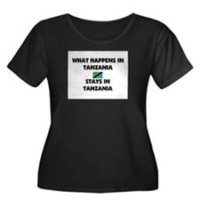 What Happens In TANZANIA Stays There T