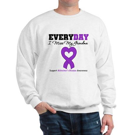 Alzheimer's MissMyGrandma Sweatshirt