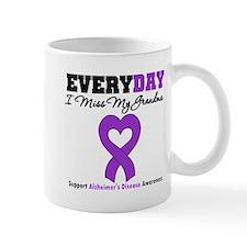 Alzheimer's MissMyGrandma Mug