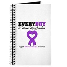 Alzheimer's MissMyGrandma Journal