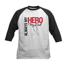 Lung Cancer Hero Dad Tee