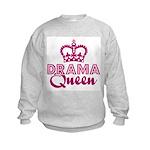 Drama Queen Kids Sweatshirt