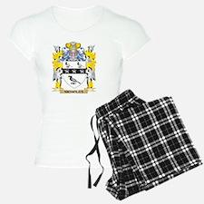 Nicholes Coat of Arms - Family Crest Pajamas