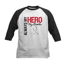 Lung Cancer Hero Brother Tee