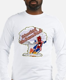 Survived Bacon Bomb Long Sleeve T-Shirt
