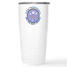 X-Ray Technologists Are The B Travel Mug