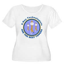 X-Ray Technologists Are The B T-Shirt