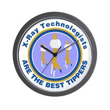 X-Ray Technologists Are The B Wall Clock