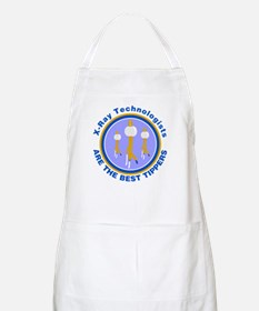 X-Ray Technologists Are The B BBQ Apron