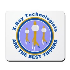X-Ray Technologists Are The B Mousepad