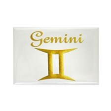 Gemini Rectangle Magnet