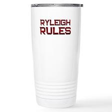 ryleigh rules Travel Mug