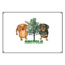 Recycle Doxies Banner