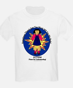 Autism warrior t shirts shirts tees custom autism for How much is a custom t shirt