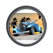 1932 Ford Roadster Wall Clock