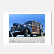 1940 Ford Woody Postcards (Package of 8)