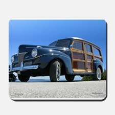 1940 Ford Woody Mousepad