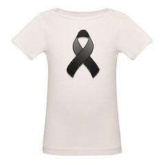Black Awareness Ribbon Tee
