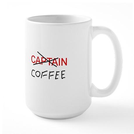 Mug Captain Mugs