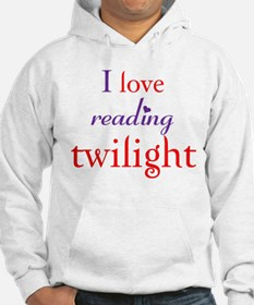 Reading Twilight Hoodie