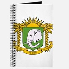 Cote Divoire Coat of Arms Journal