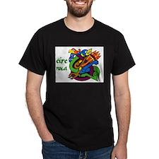 Éire Nua Black T-Shirt
